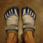 vibram fivefingers Barefoot Running Shoes Review